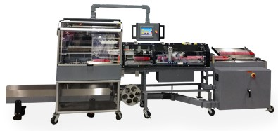 Rennco - Model NextGen Vertical L-Bar Sealer, Automatic