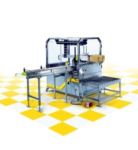 EC. econopacker case packer