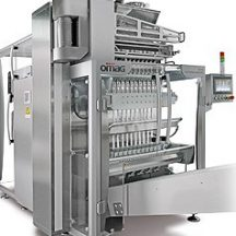 OMAG. CS Packaging. stick pack machine