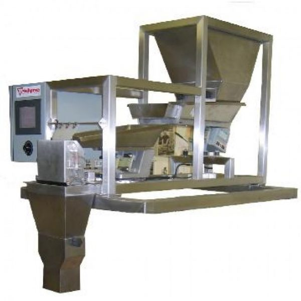 Tridyne. F-100-2 net weigh filler