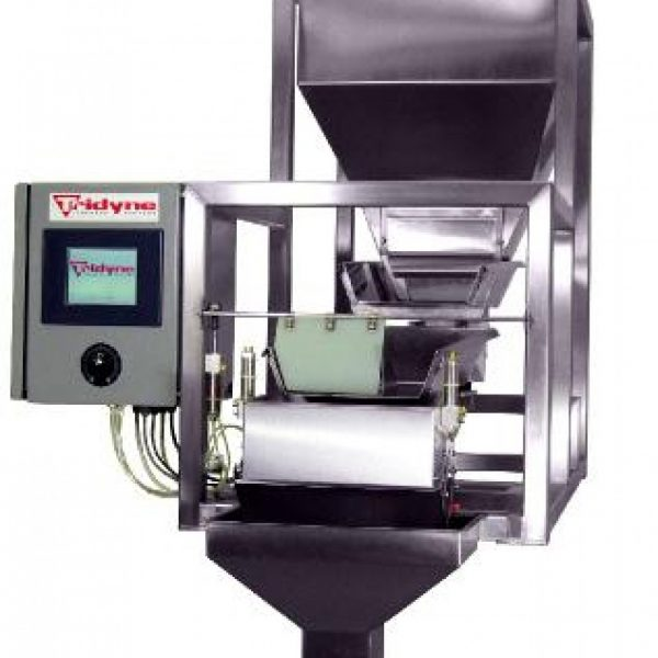 Tridyne. F-100-2X net weigh filler