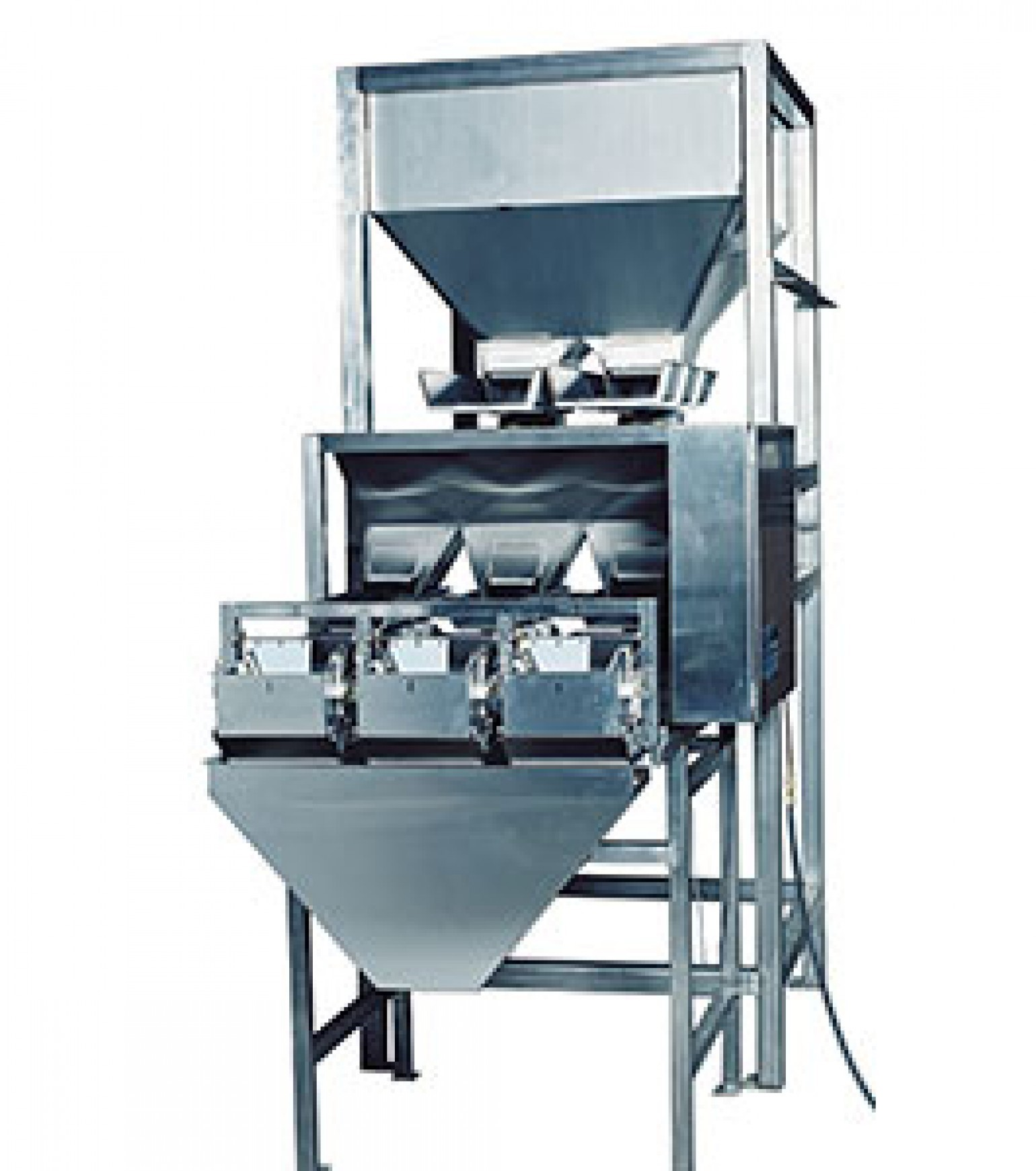 Tridyne. F-206 super X net weigh filler