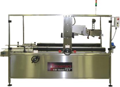 Trinamics.TR 1500TST case sealer