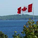 canadian flag. Jan Temmel via Pixabay. canada-801569_1920